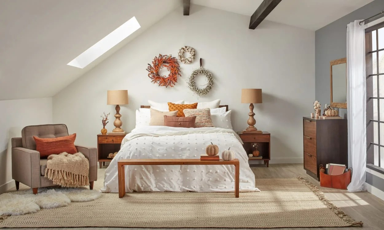 8 Fall Bedroom Ideas for a Cozy Autumn Refresh - Overstock.com on Room Decor Ideas  id=47939