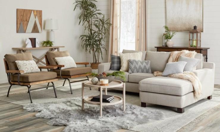 Image result for fur rug living room