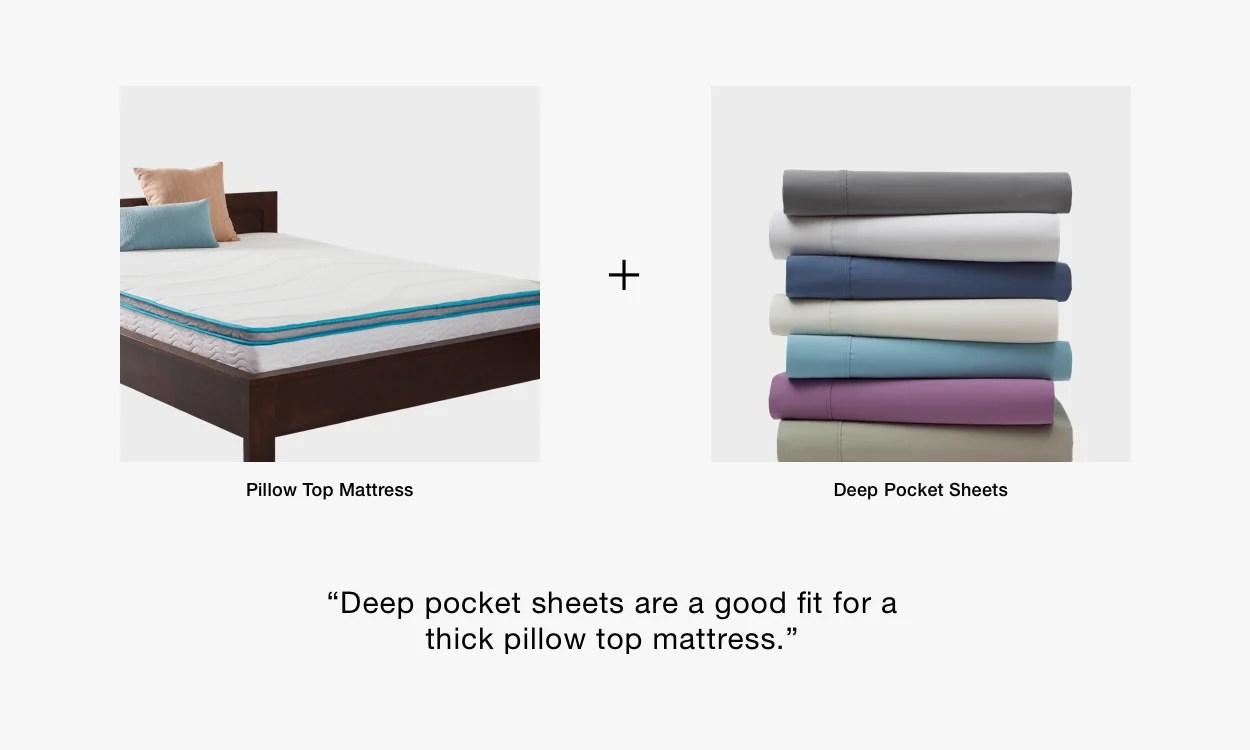 best sheets for different types of