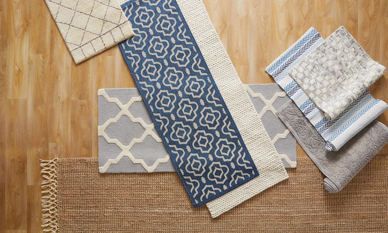buying a runner rug for your hallway