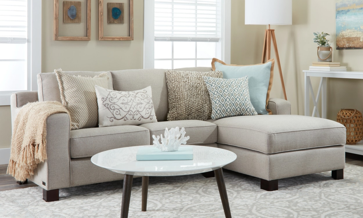 Best Sectional Sofas Couches For Small Spaces