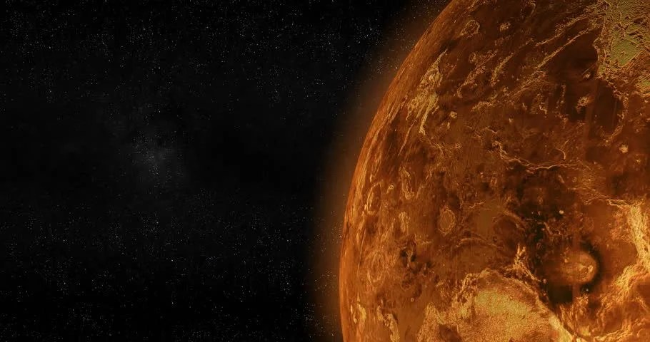 Venus Stock Video Footage 4K and HD Video Clips