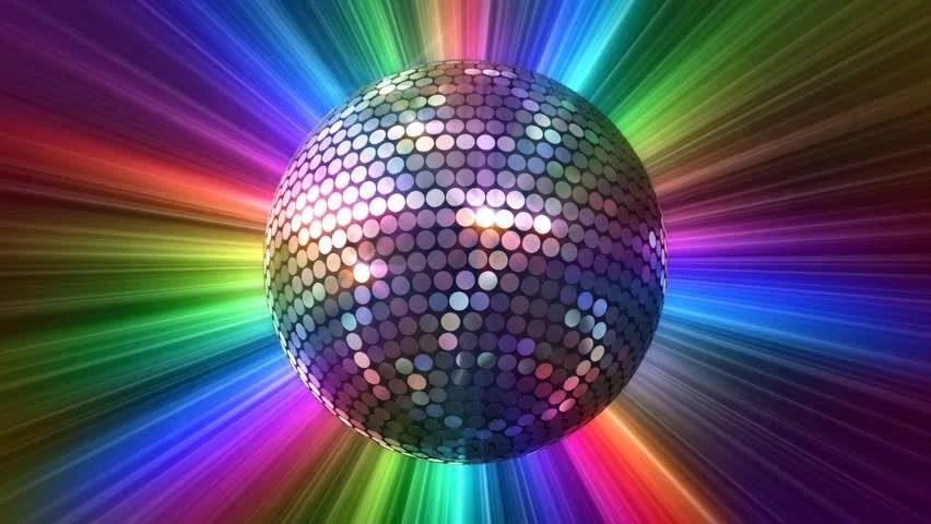 Disko Ball Fire Stock Footage Video 661405 Shutterstock