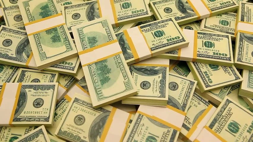 Image result for images of bundles of dollars