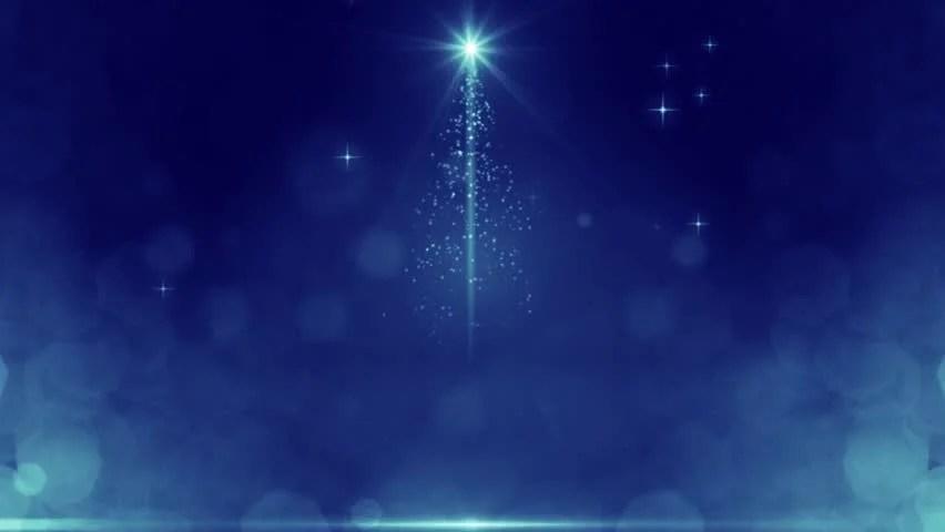 Christmas Holidays Star Of Bethlehem Stock Footage Video