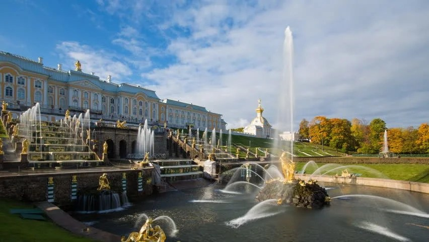 Top 10 Most Expensive Fountains: The Grand Cascade