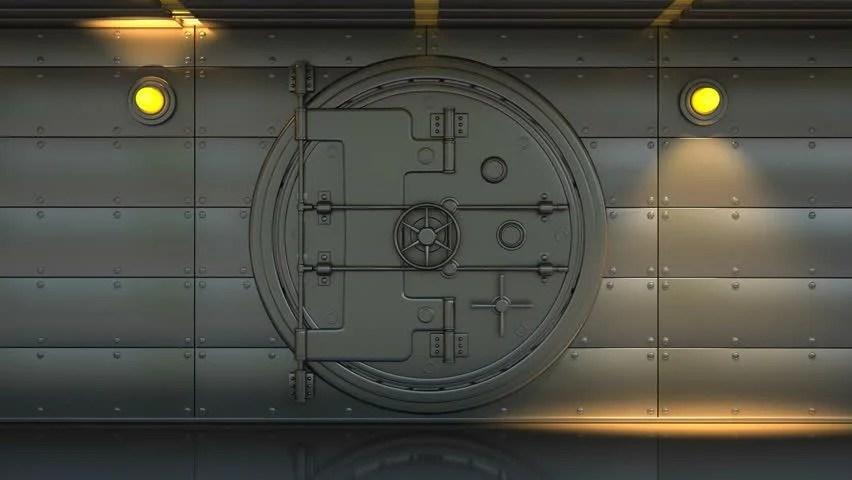 Heavy Metal Screen Door