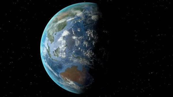 4K UHD Planet Earth 3D Animation Background (Public Domain ...