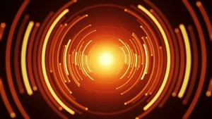 Neon Tube Tunnel Stock Footage Video 5950802 | Shutterstock