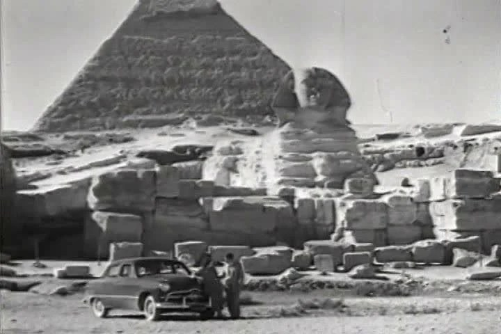 Image result for Egypt 1940s