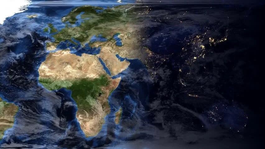 Satellite World Live View Zoom