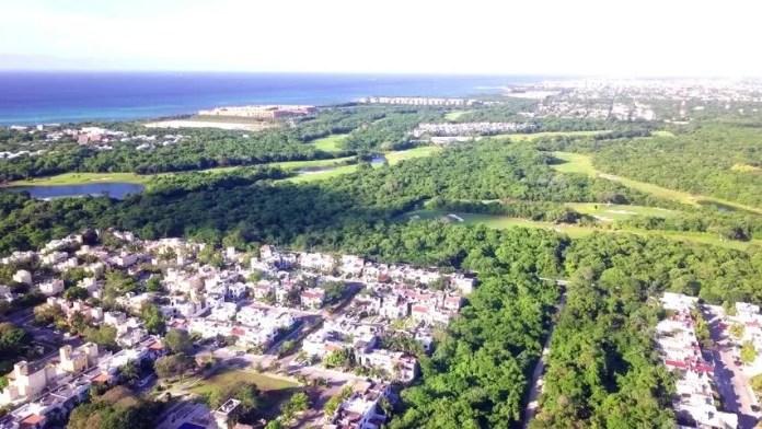 Drone Aerial Playa Del Carmen Stock Footage Video (100% Royalty-free)  1013759456   Shutterstock