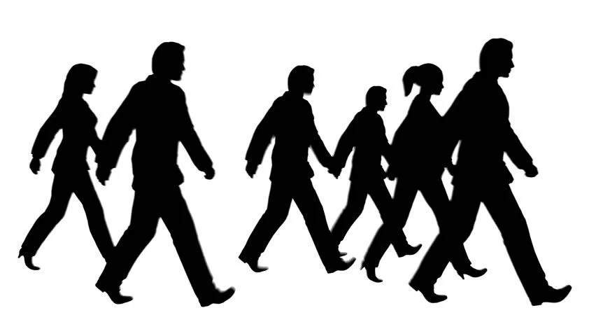 Image result for pictures of people walking