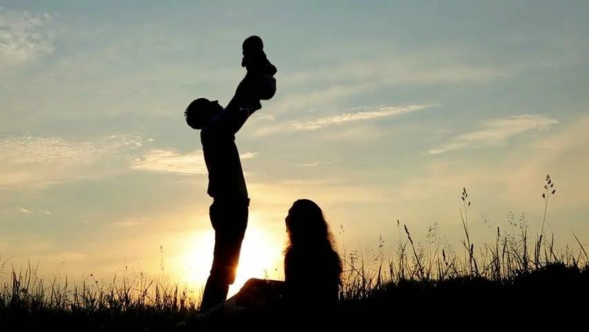 Single Parent Silhouette