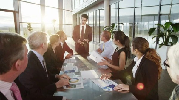 Women in Business meeting image Free stock photo
