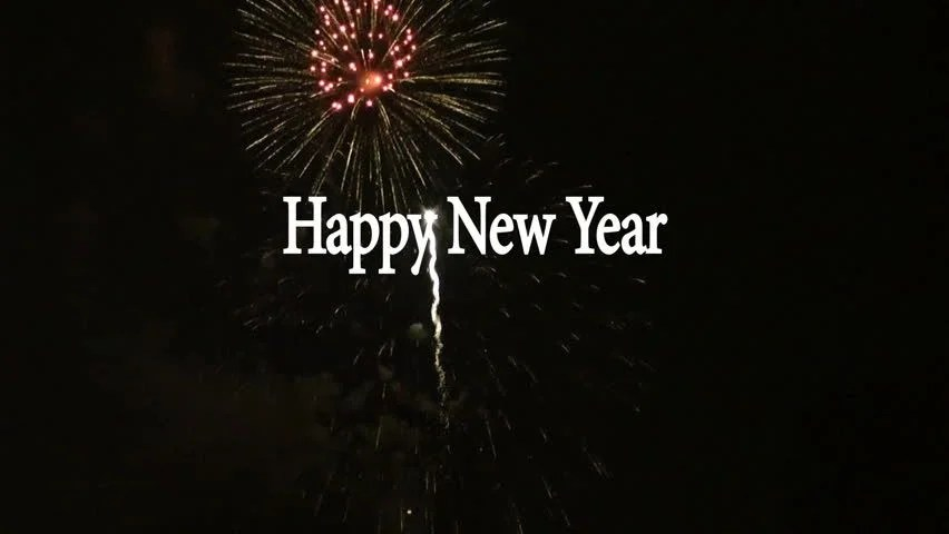 video new year backgrounds