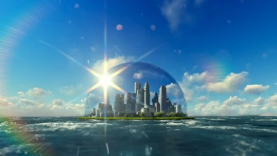 Image result for city in a glass dome