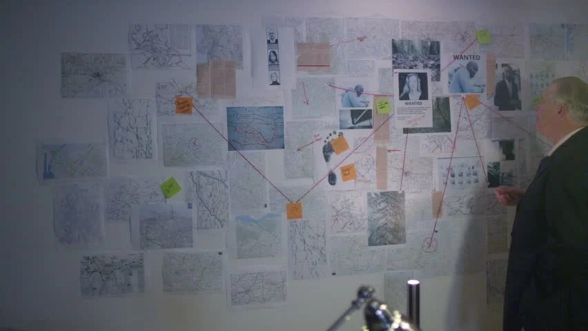 Image result for clues in detective work models visuals