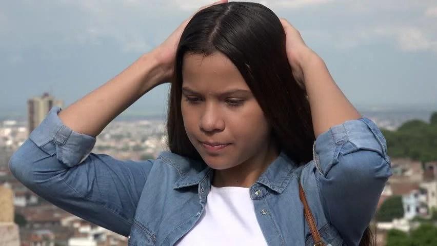 Hot Teen Girl During Summer Video De Stock Totalmente Libre De Regalias 21694078 Shutterstock