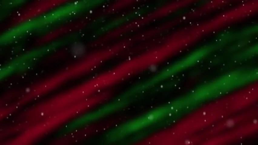 Christmas Lights Blinking