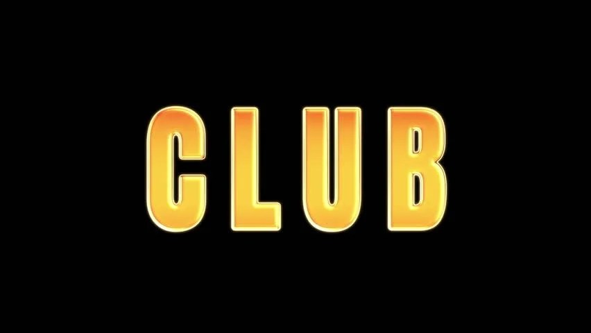 Image result for club word""