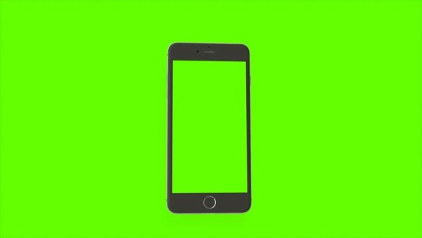Smart Phone Animation With Green Screen Stock Footage ...
