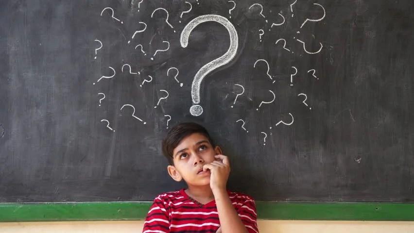 Question Mark Stock Footage Video | Shutterstock