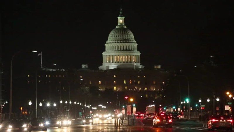 Image result for washington dc skyline night