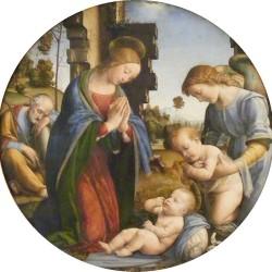 640px-Lorenzo_di_Credi-Geburt_Christi