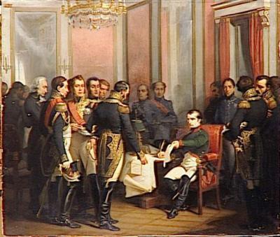 Bouchot_-_Napoléon_signe_son_abdication_à_Fontainebleau_4_avril_1814