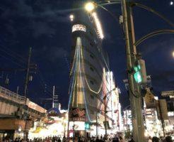 上野駅前交差点