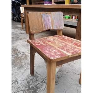 12 JRBW-02 Dining Chair B