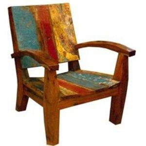 14 JRBW-04 Arm Chair Java A