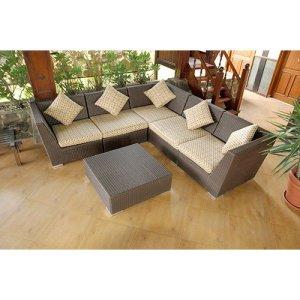 22 JRSR-Set  Solo Corner Sofa L