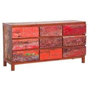 55 JRBW-01 Dresser 9 Dwrs A