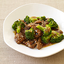 Image of Beef  & Broccoli Stir-Fry