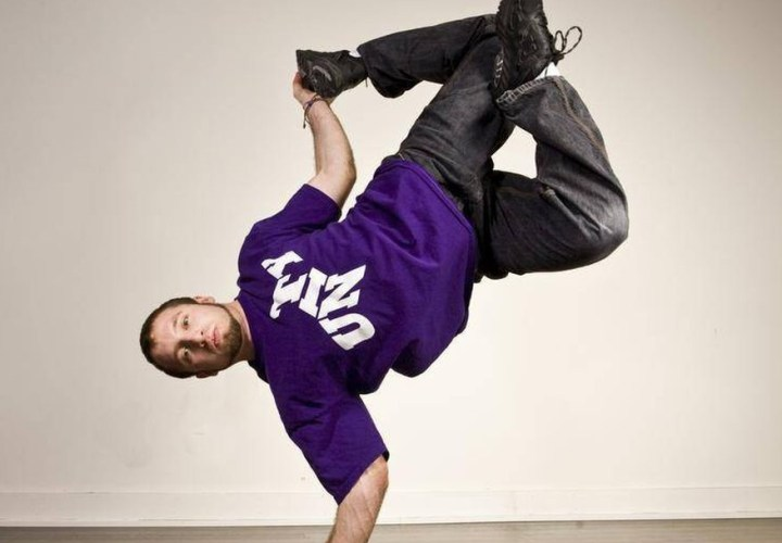 BREAK DANCE/STREET DANCE