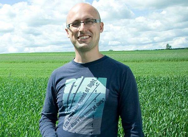Maciej Wielobób, nauczyciel jogi
