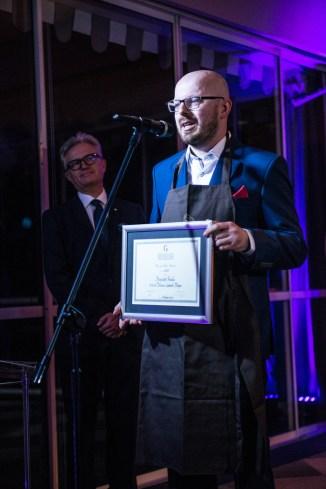 Krzysztof Ilnicki - laureat Prix au Chef Patissier