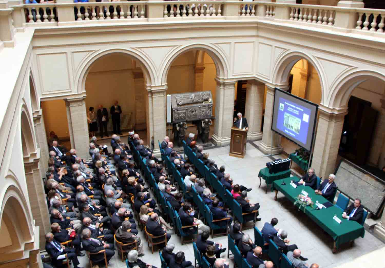 Svecano Proglaseni Novi Clanovi Hazu A Akademija Art Zagreb