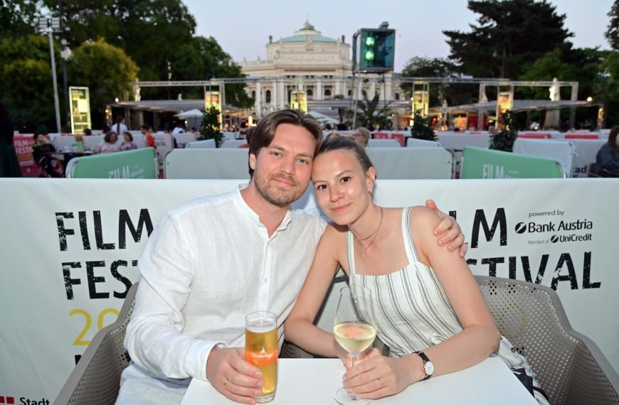 Čarobno otvorenje filmskog open air festivala u Beču