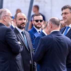 Svjetske agencije – na proslavi Oluje prvi puta i predstavnik srpske manjine