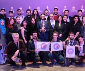 Yılın En İyi Üniversite Radyosu ödülü Çanakkale Onsekiz Mart Üniversitesi'ne