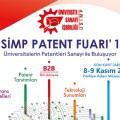 Üniversitelerin Patentleri ÜSİMP Patent Fuarı'nda Sanayi ile Buluşuyor