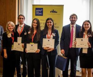 İstanbul Bilgi Üniversitesi Hukuk Fakültesi öğrencileri, Harvard'ın ardından dünya ikincisi