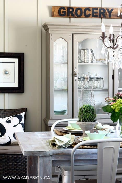 Modern Country Cottage Home Tour At The Picket Fence