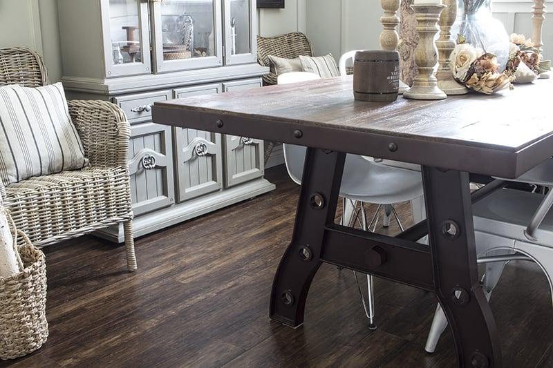 AKA Design Rustic Fall Dining Room 4