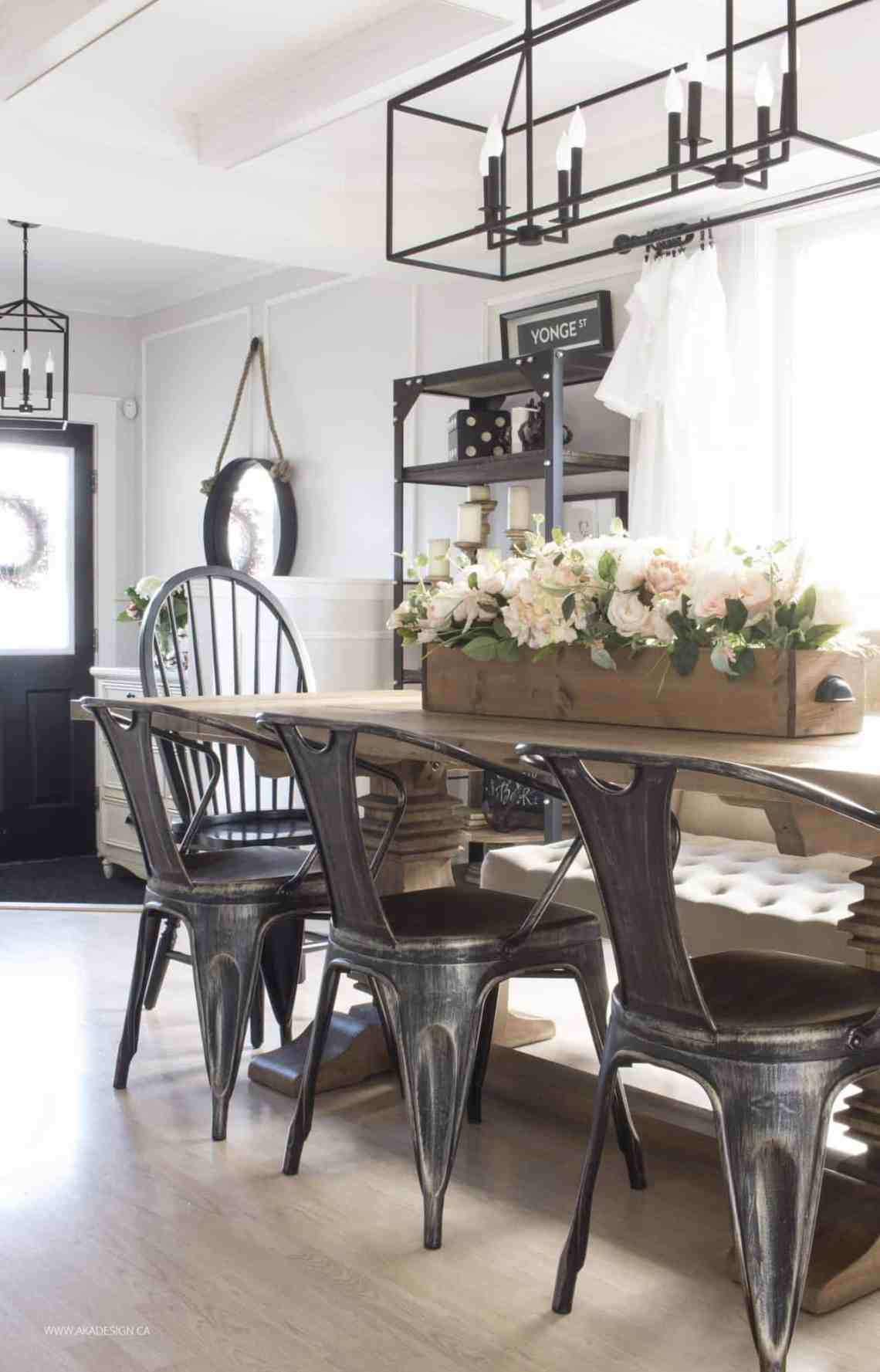 Our Current House Tour - Modern Farmhouse Style in the Suburbs