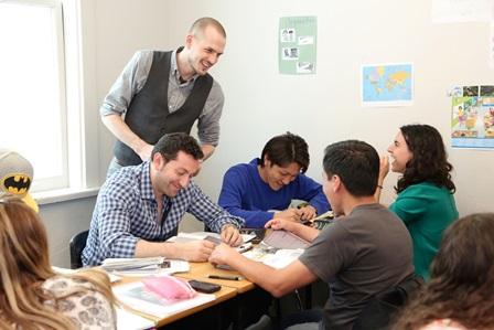 VGC classroom