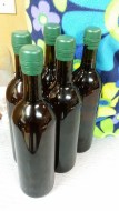 Fig Wine Bottled